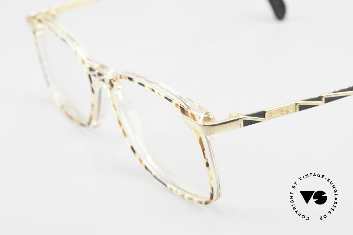 Cazal 341 Alte Vintage Brille No Retro, nie getragen (wie alle unsere vintage Cazal Brillen), Passend für Herren und Damen