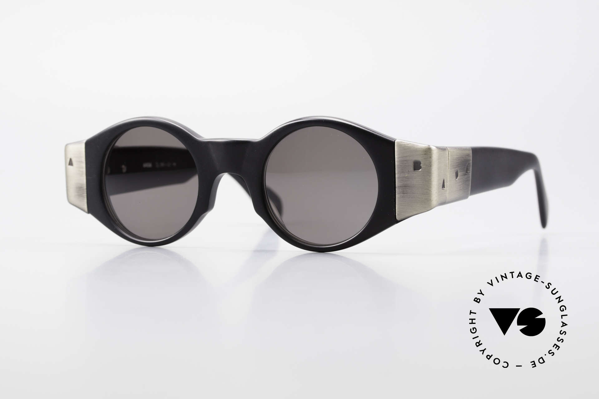 Bada BL686 High End 90er Sonnenbrille, alte vintage BADA Sonnenbrille aus den 90er Jahren, Passend für Herren und Damen