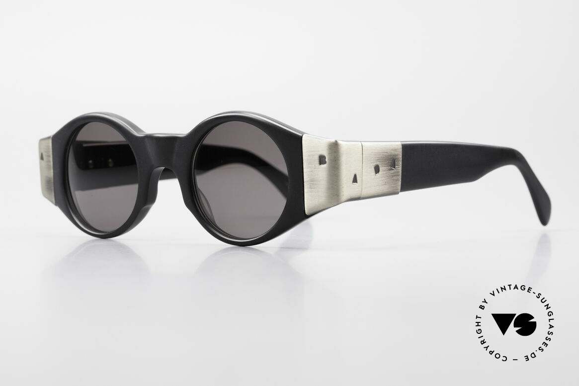 Bada BL686 High End 90er Sonnenbrille, aus dem gleichen Werk wie Oliver Peoples und Eyevan, Passend für Herren und Damen