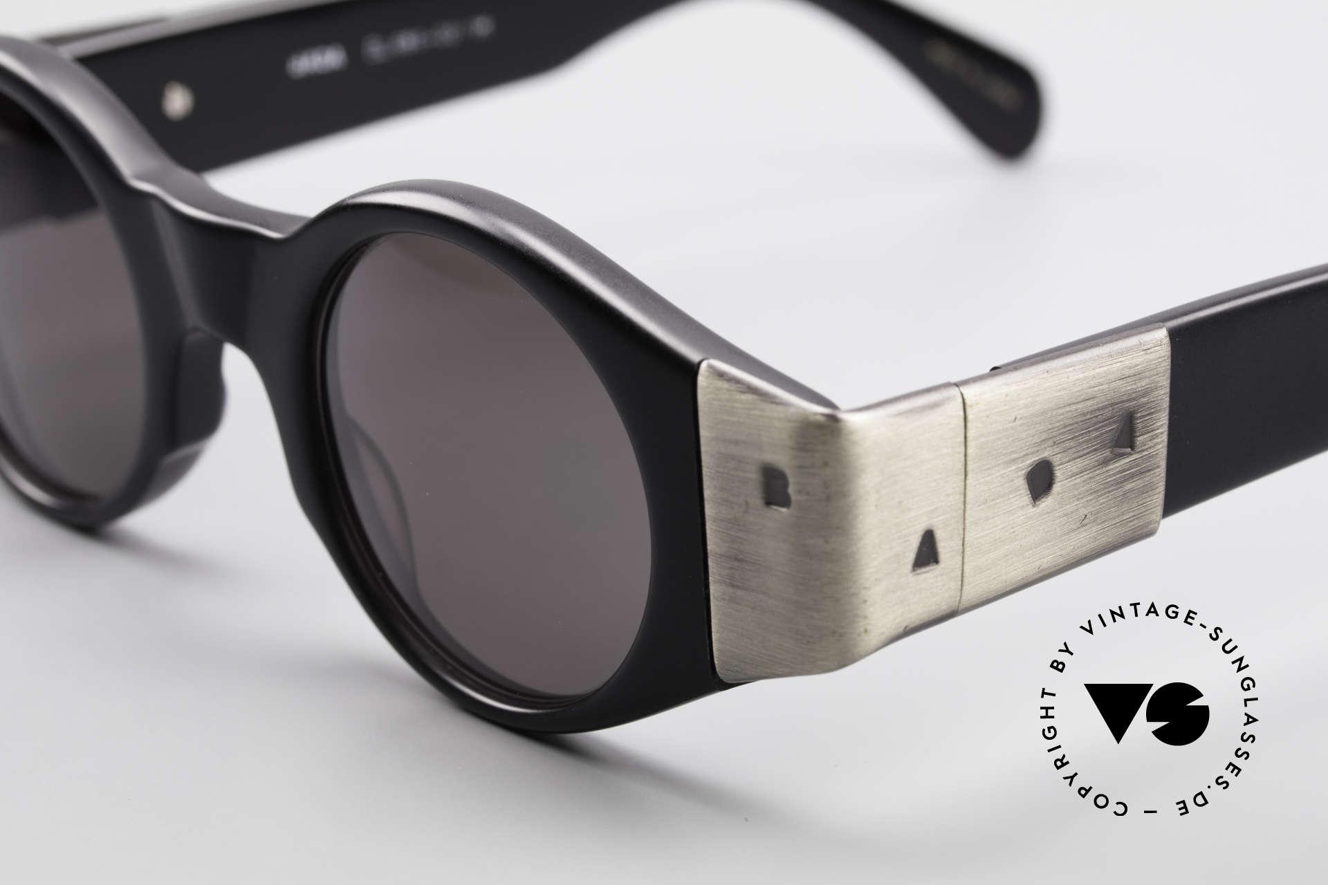 Bada BL686 High End 90er Sonnenbrille, ungetragen (wie alle unsere LA + Sabae Sonnenbrillen), Passend für Herren und Damen