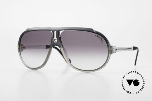 Carrera 5512 80er Miami Vice Sonnenbrille Details