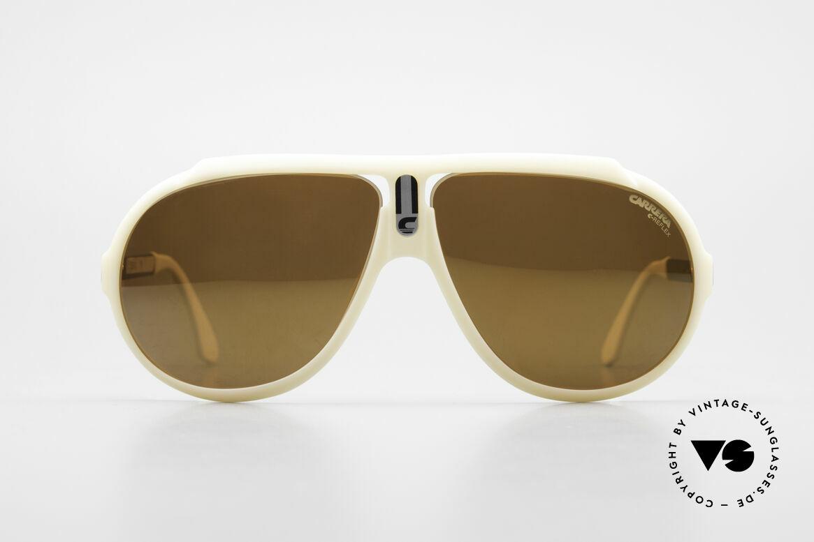 Carrera 5512 Miami Vice Brille Don Johnson, Modell 5512 getragen von Don Johnson in MIAMI VICE, Passend für Herren