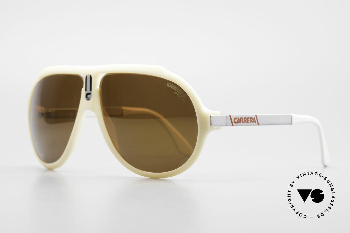 Carrera 5512 Miami Vice Brille Don Johnson, absolutes Kultobjekt & weltweit begehrtes Sammlerstück, Passend für Herren