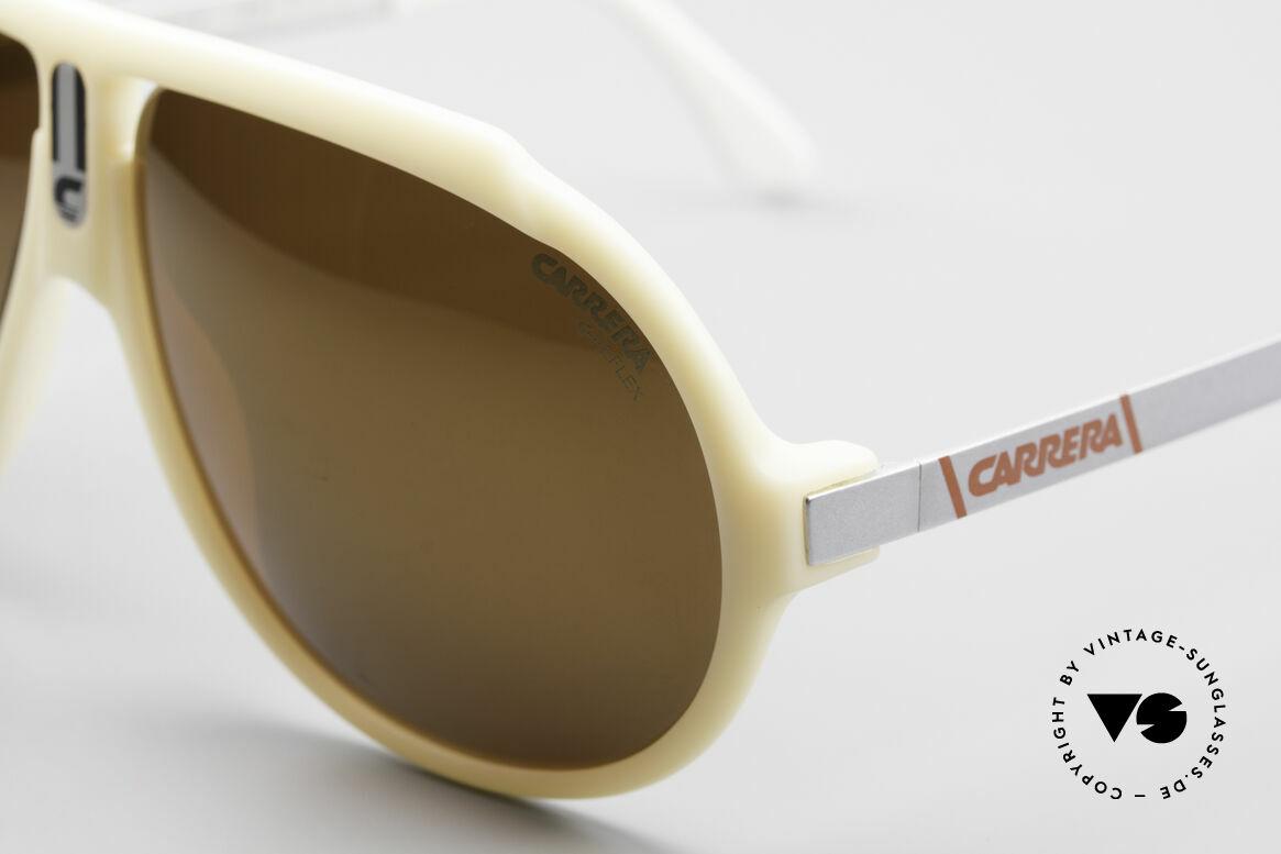 Carrera 5512 Miami Vice Brille Don Johnson, KEINE RETROBRILLE, sondern ein altes 80er ORIGINAL, Passend für Herren