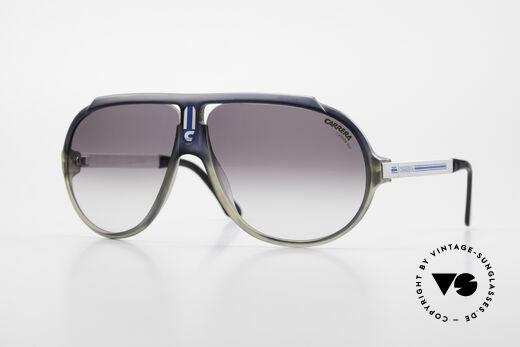 Carrera 5512 Miami Vice Sonnenbrille 80er Details