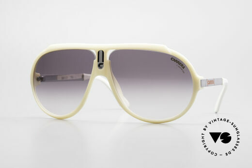 Carrera 5512 Don Johnson Sonnenbrille 80er Details