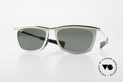 Ray Ban Olympian II B&L Ray-Ban Sonnenbrille USA Details