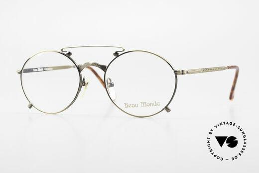 Beau Monde Knightsbridge Alte Vintage Brille 90er Insider Details