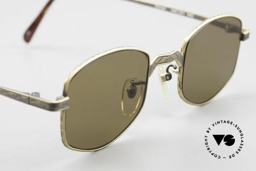 Beau Monde Dover Alte 90er Insider Sonnenbrille, ungetragenes Einzelstück für Leute, die sowas schätzen, Passend für Herren und Damen