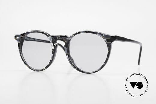 Alain Mikli 034 / 889 Designer Panto Vintage Brille Details