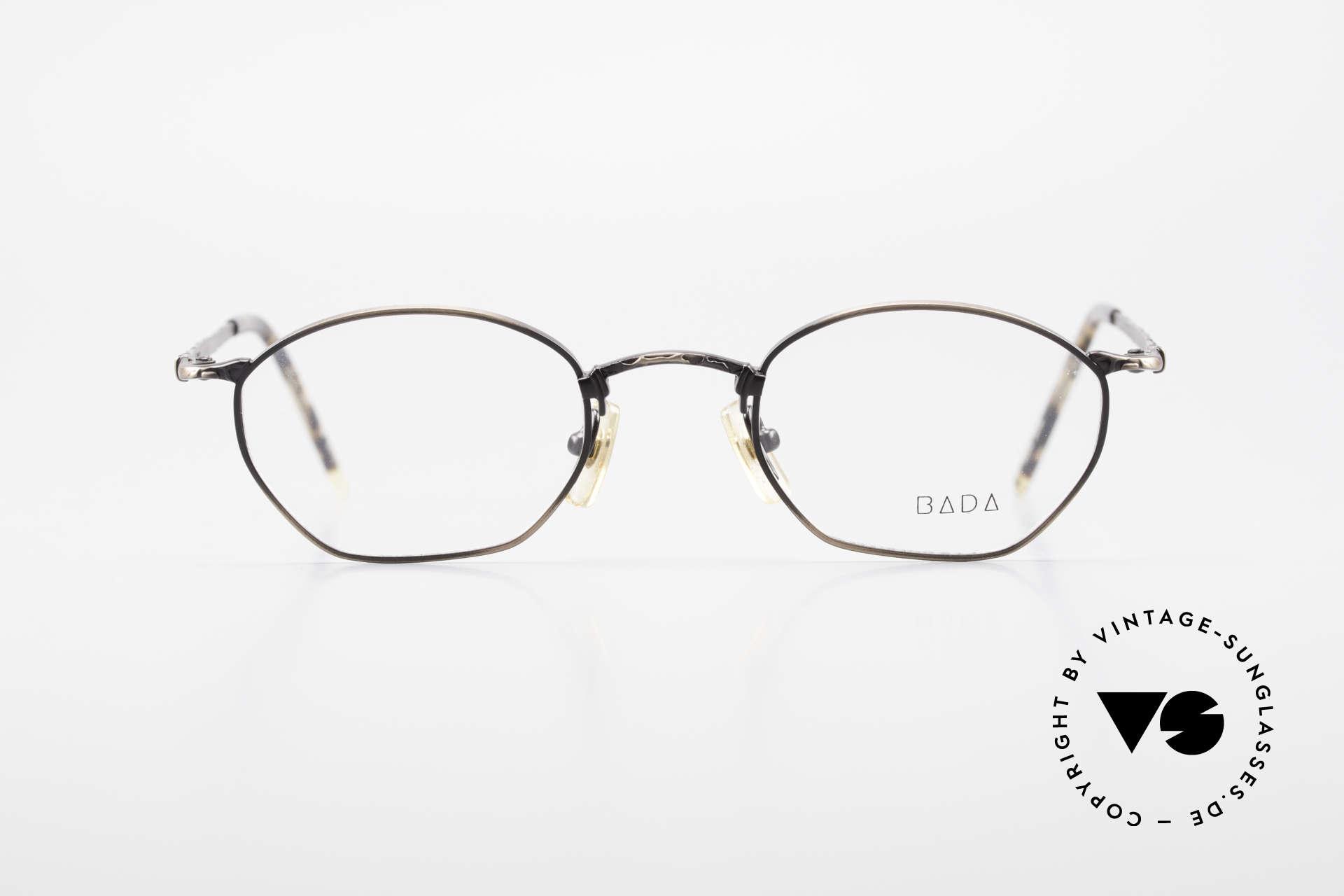 Bada BL1353 Oliver Peoples Eyevan Style, in Los Angeles designed & in Sabae (Japan) produziert, Passend für Herren und Damen
