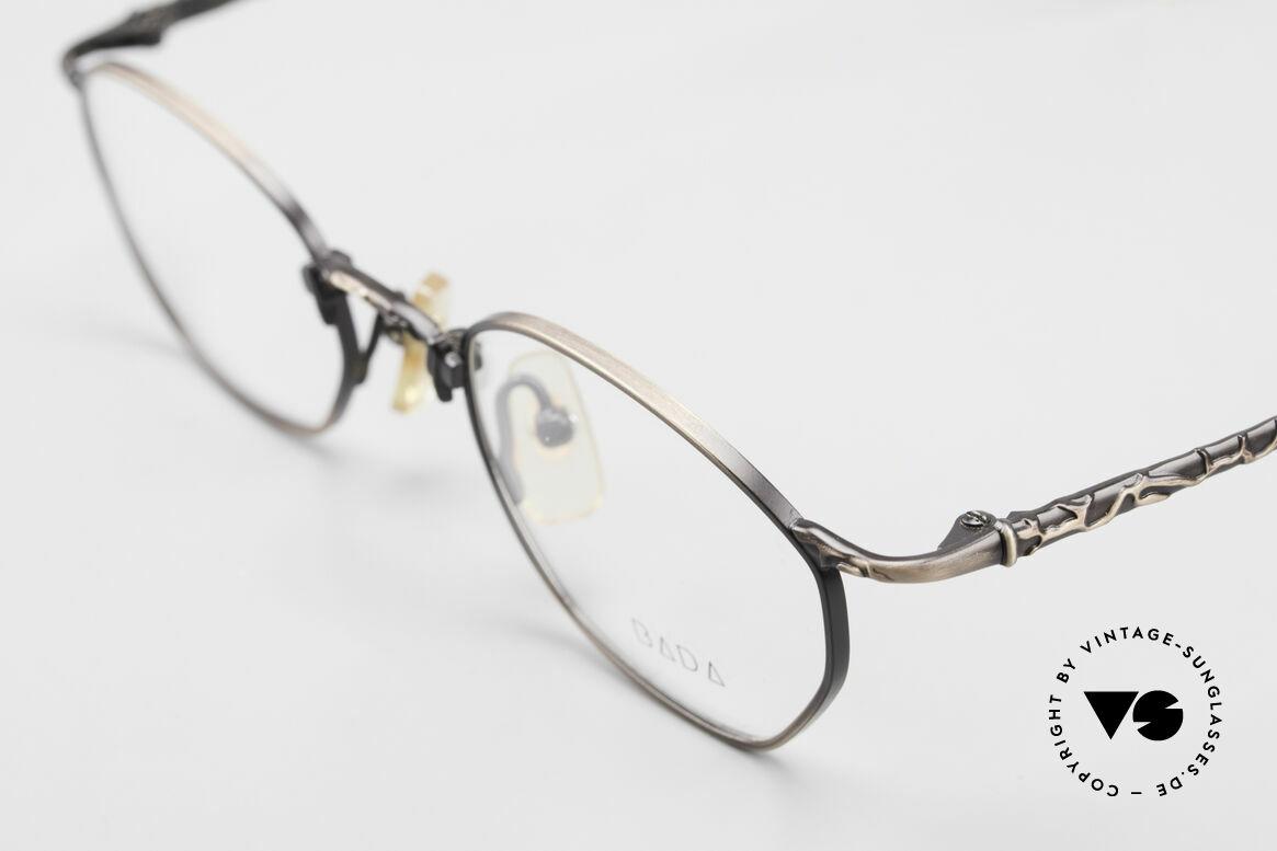 Bada BL1353 Oliver Peoples Eyevan Style, ungetragen (wie alle unsere alten LA + Sabae Brillen), Passend für Herren und Damen