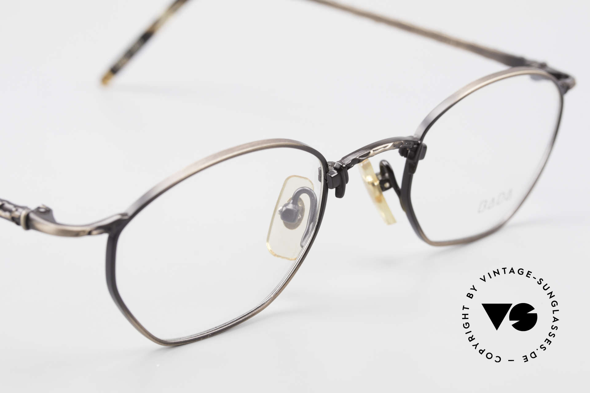 Bada BL1353 Oliver Peoples Eyevan Style, KEINE RETRObrille, sondern ein einzigartiges Original, Passend für Herren und Damen