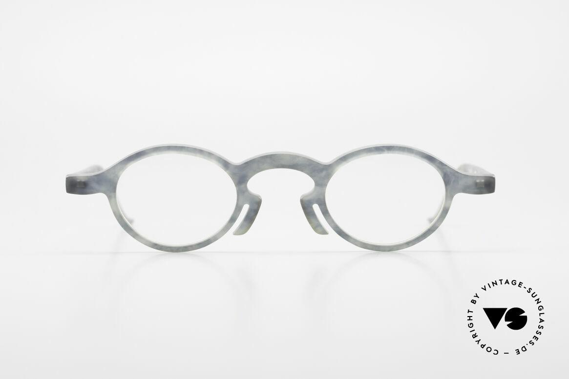 Theo Belgium Phone Interessantes Brillenmuster, 'Theo' bekannt als Gegenpol zum üblich 'Mainstream', Passend für Herren und Damen