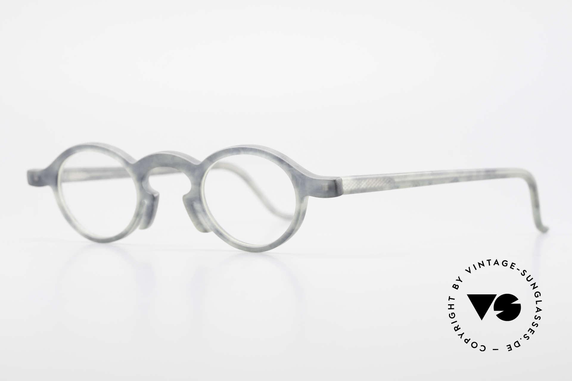 Theo Belgium Phone Interessantes Brillenmuster, gemacht für die 'Avantgarde' und für Individualisten, Passend für Herren und Damen
