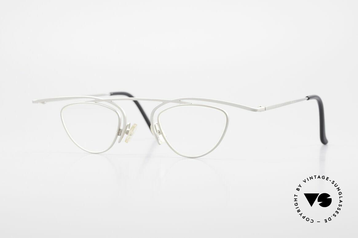 Theo Belgium Rhum Trendsetter Damenbrille XL, Theo Belgium Brille, DamenModell: sehr breit 143mm, Passend für Damen