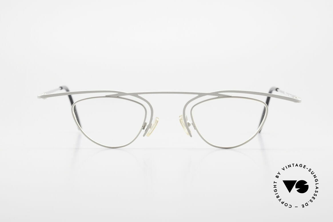 Theo Belgium Rhum Trendsetter Damenbrille XL, 'Theo' bekannt als Gegenpol zum üblich 'Mainstream', Passend für Damen