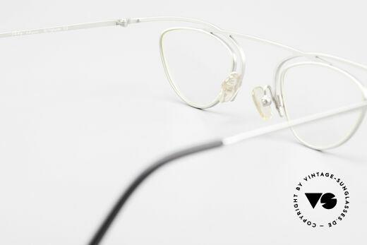 Theo Belgium Rhum Trendsetter Damenbrille XL, sozusagen: eine Designer-Brille mit Symbol-Charakter, Passend für Damen
