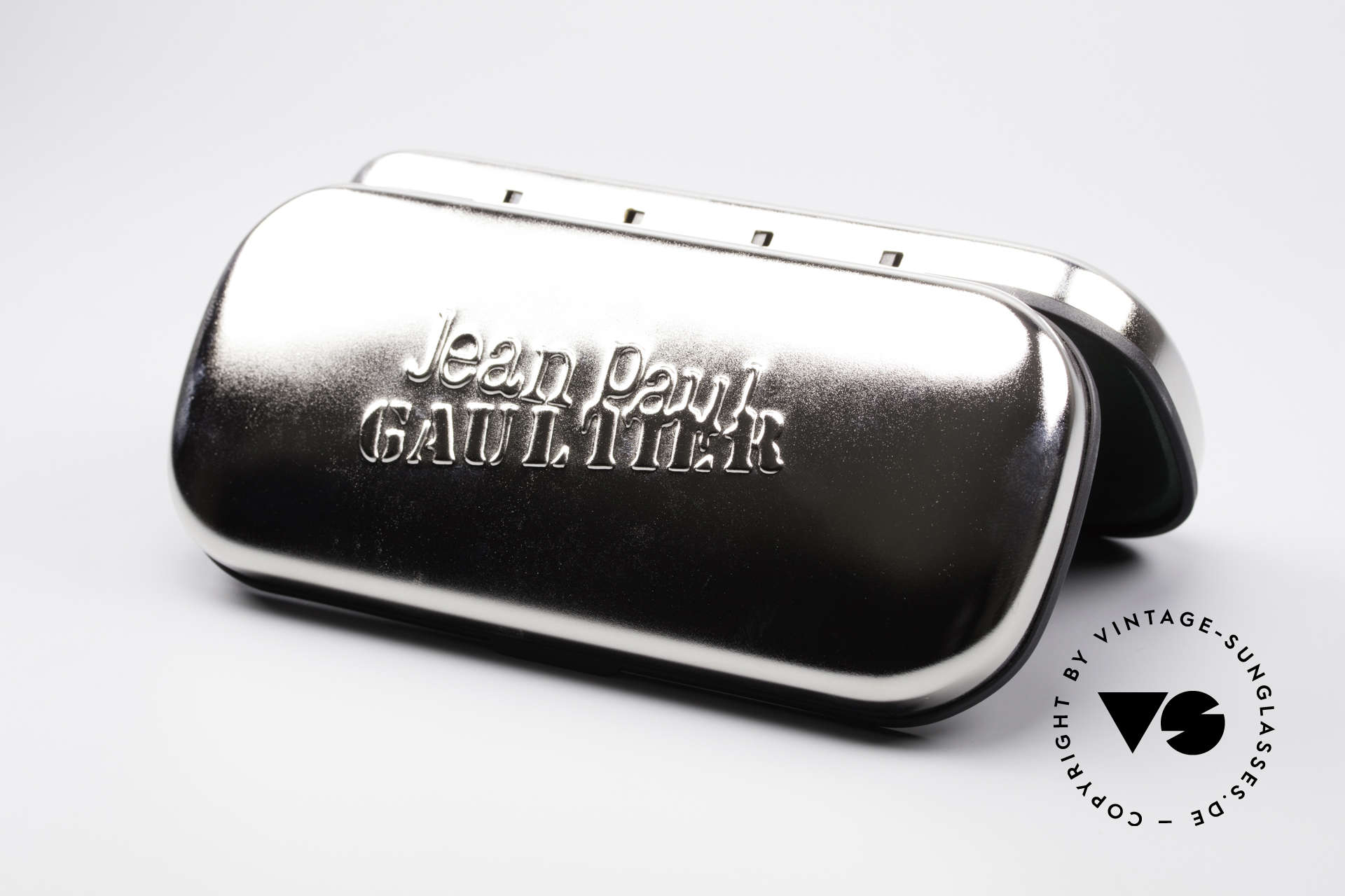 Jean Paul Gaultier 55-7107 Kleine Runde Vintage Brille, Größe: medium, Passend für Herren und Damen