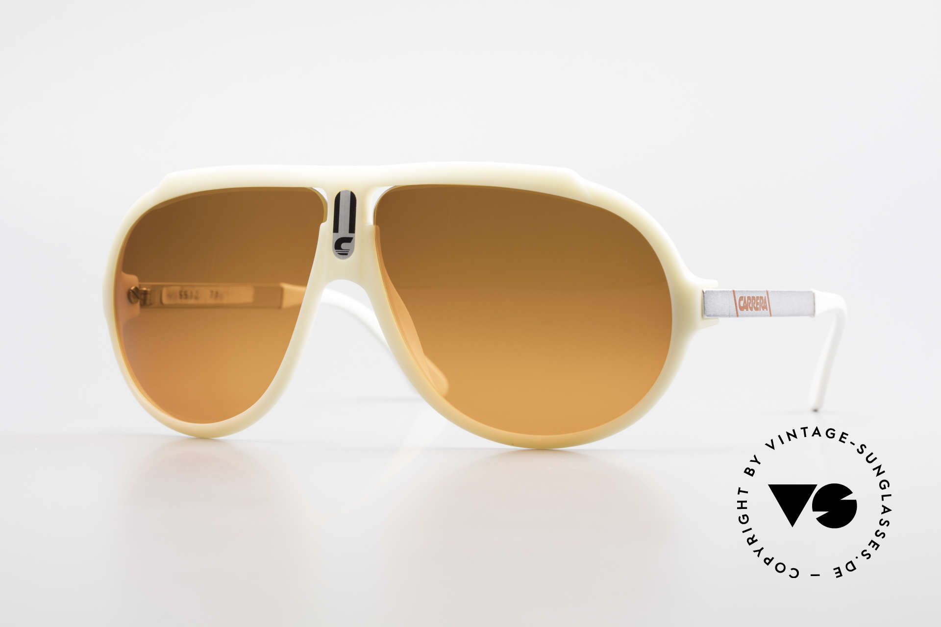 Carrera 5512 Miami Vice Sunset Sonnenbrille, legendäre Carrera vintage Sonnenbrille in Top-Qualität, Passend für Herren