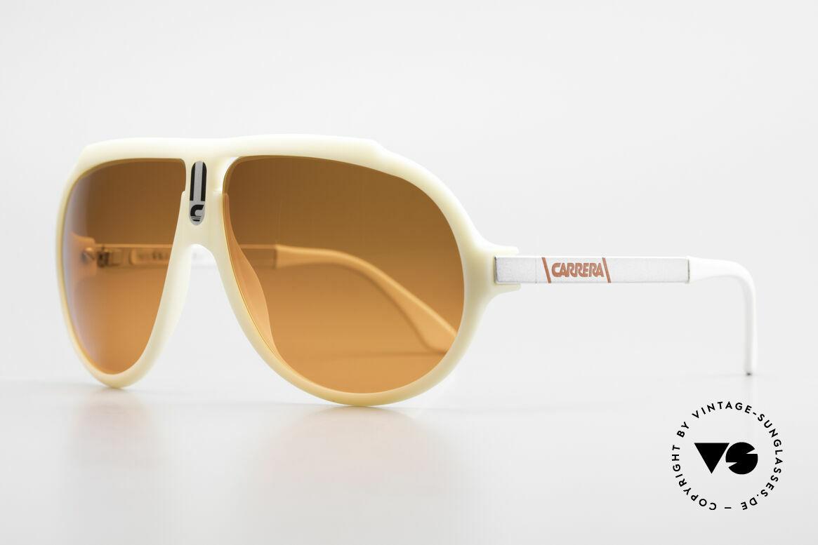 Carrera 5512 Miami Vice Sunset Sonnenbrille, Modell 5512 getragen von Don Johnson in MIAMI VICE, Passend für Herren