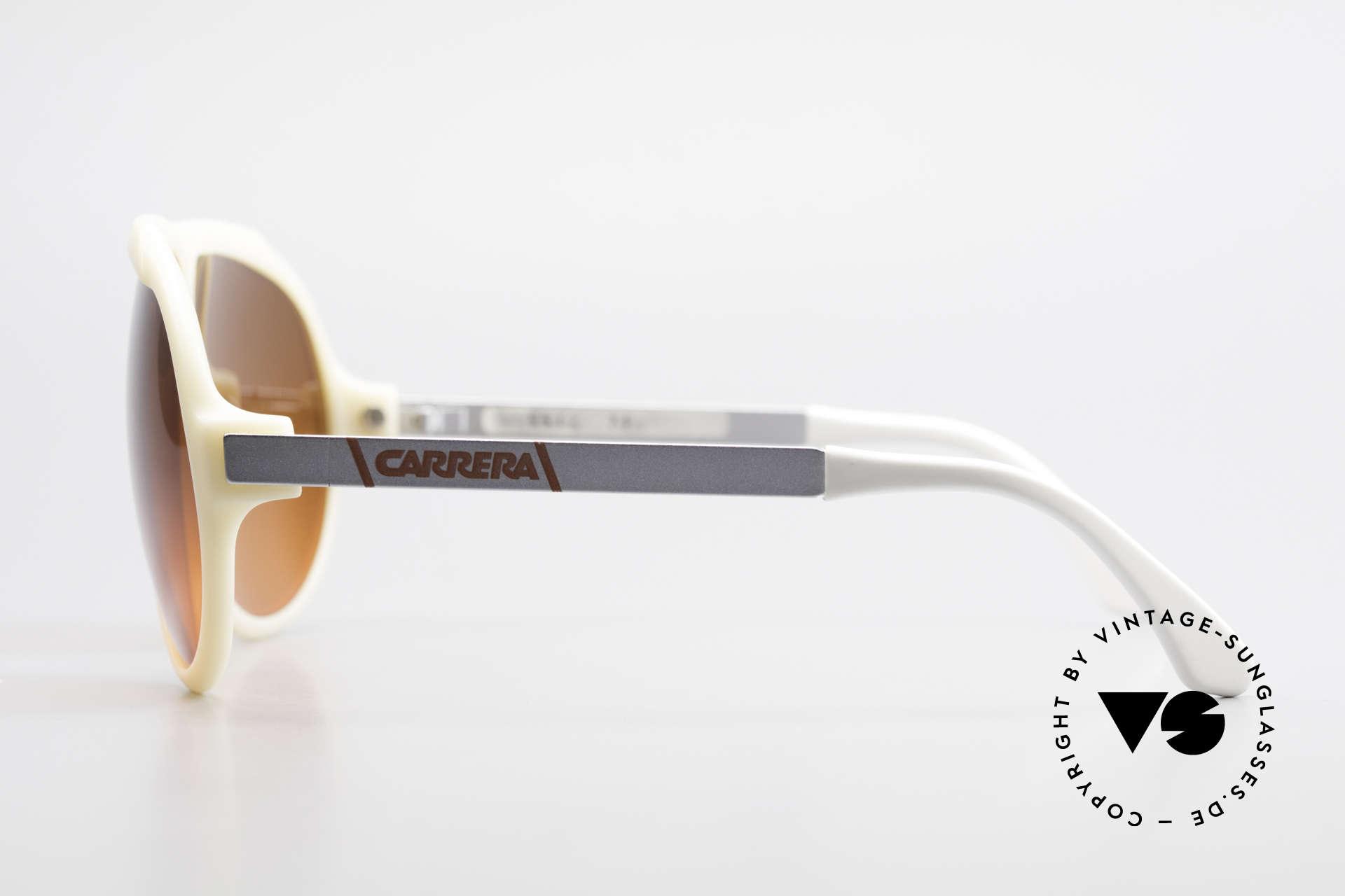 Carrera 5512 Miami Vice Sunset Sonnenbrille, absolutes Kultobjekt & weltweit begehrtes Sammlerstück, Passend für Herren