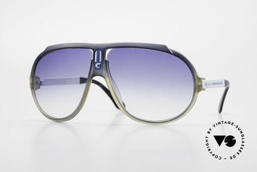 Carrera 5512 Miami Vice 80er Sonnenbrille Details