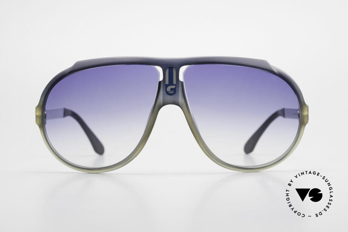 Carrera 5512 Miami Vice 80er Sonnenbrille, berühmte Filmsonnenbrille von 1984 (echter Klassiker), Passend für Herren