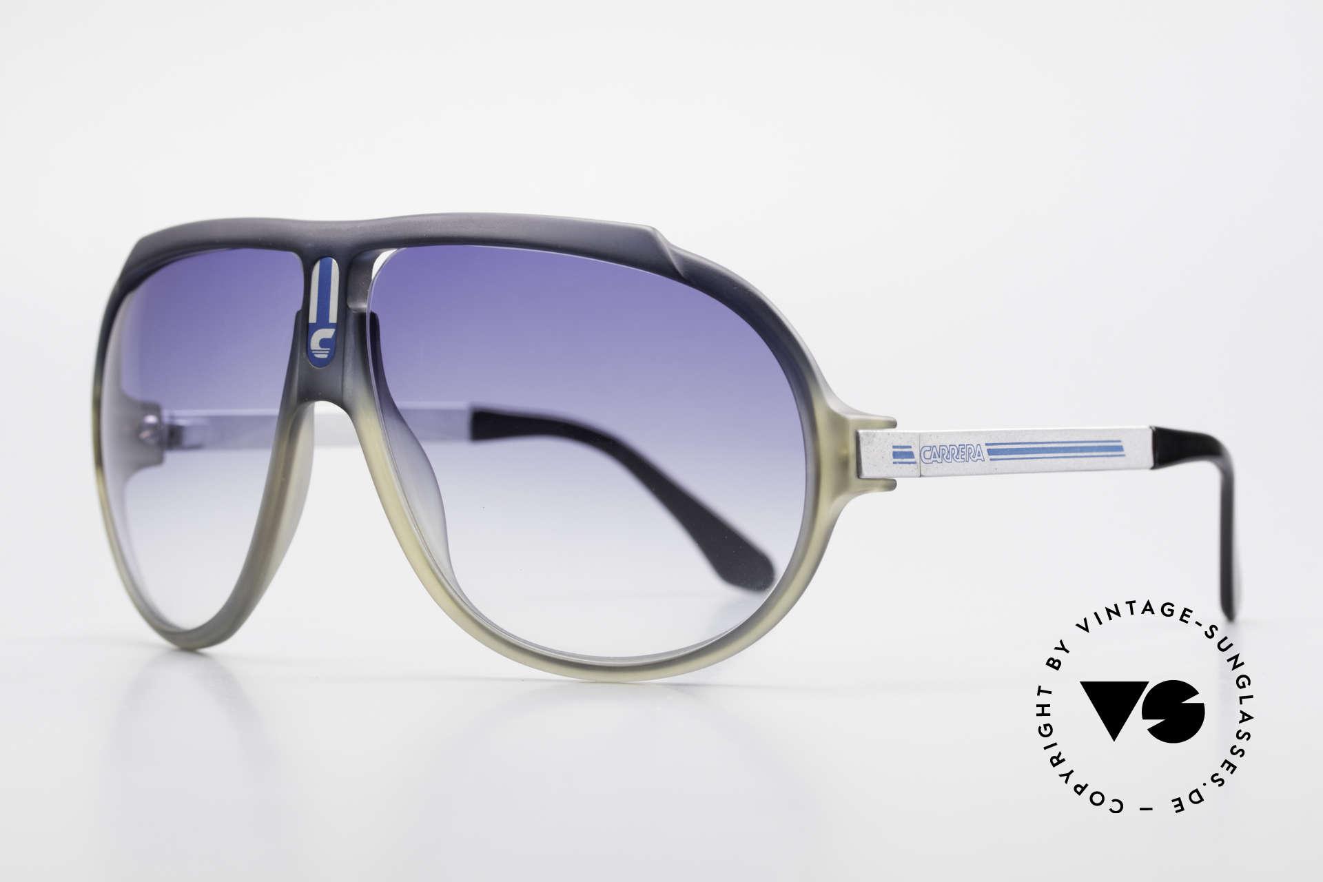 Carrera 5512 Miami Vice 80er Sonnenbrille, Modell 5512 getragen von Don Johnson in MIAMI VICE, Passend für Herren