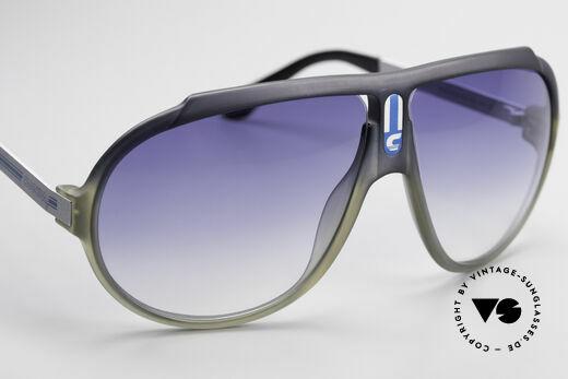 Carrera 5512 Miami Vice 80er Sonnenbrille, KEINE RETROBRILLE, sondern ein altes 80er ORIGINAL, Passend für Herren