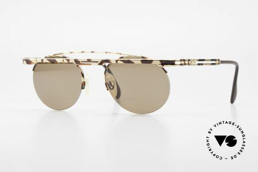 Cazal 748 90er Sonnenbrille No Retro Details