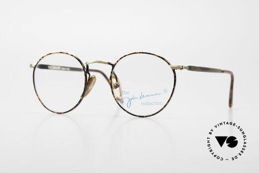John Lennon - The Dreamer Kleine Vintage Brillenfassung Details