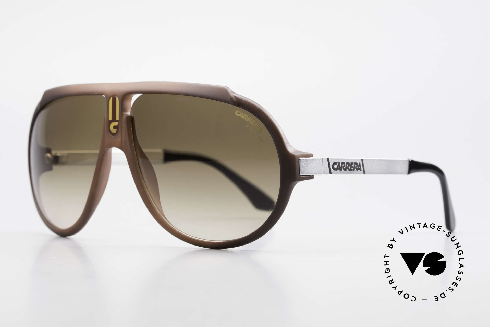 Carrera 5512 80er Don Johnson Sonnenbrille, Modell 5512 getragen von Don Johnson in MIAMI VICE, Passend für Herren