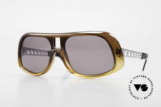 Carrera 549 Leo DiCaprio Film Sonnenbrille Details