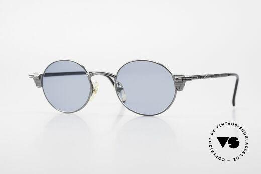 Jean Paul Gaultier 58-4174 Pistolen Sonnenbrille Panto Details