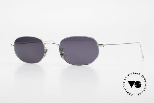 Cutler And Gross 0370 Klassische Sonnenbrille Unisex Details