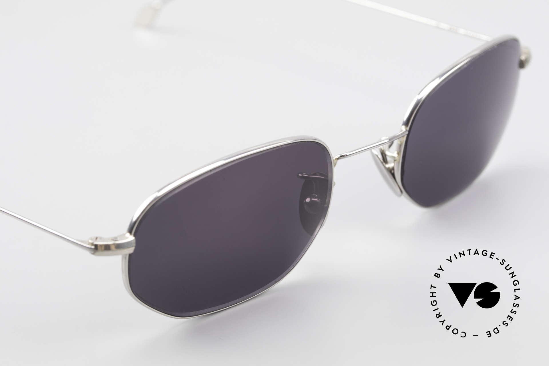 Cutler And Gross 0370 Klassische Sonnenbrille Unisex, ungetragen; Modell ist auch beliebig optisch verglasbar, Passend für Herren und Damen