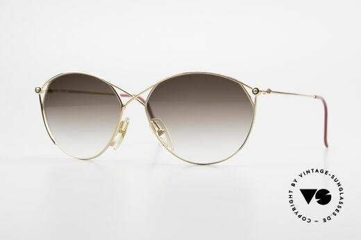 Christian Dior 2390 Damen Designer Sonnenbrille Details