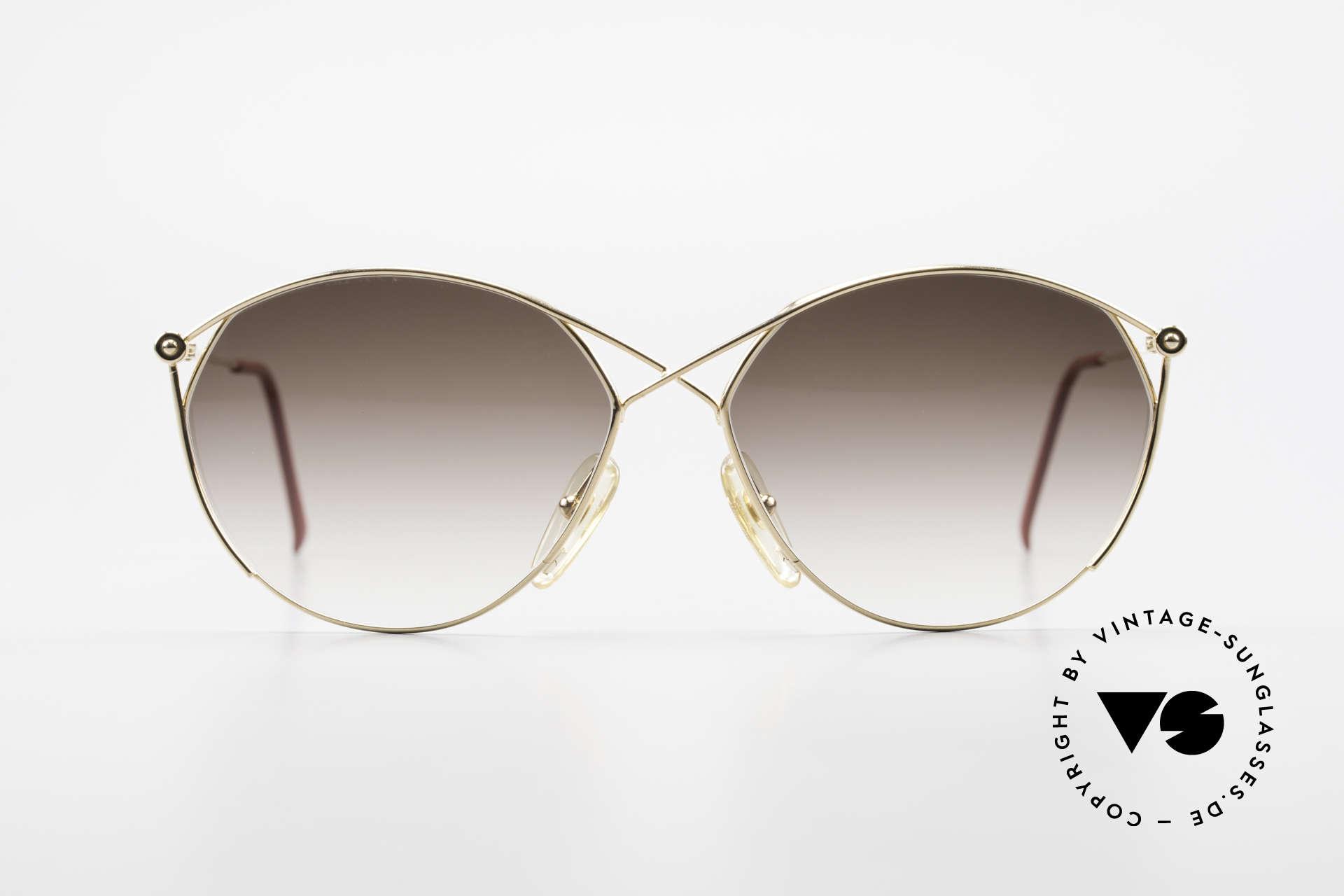 """Christian Dior 2390 Damen Designer Sonnenbrille, ein vintage """"Must-have"""" in absoluter Top-Qualität, Passend für Damen"""