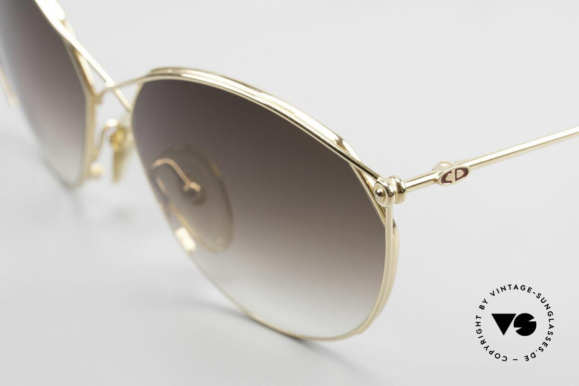 Christian Dior 2390 Damen Designer Sonnenbrille, ungetragen (wie alle unsere DIOR Designer Brillen), Passend für Damen