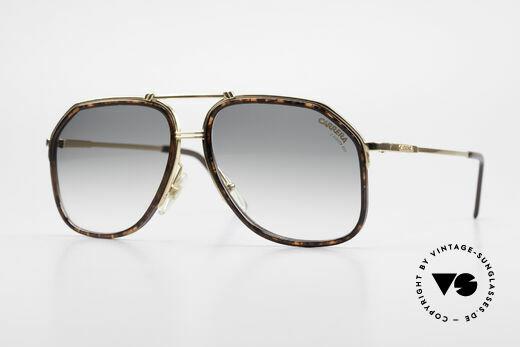Carrera 5370 Vintage Sonnenbrille Klassisch Details