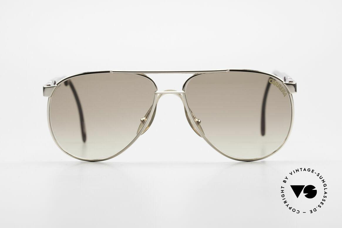 Carrera 5348 80er Vario Sport Sonnenbrille, klassisch & sportlich zugleich (typisch Carrera), Passend für Herren und Damen