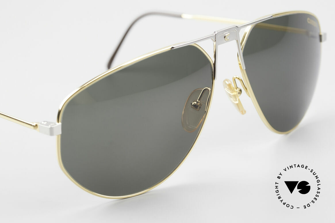 Carrera 5410 90er Vintage Brille Herren, ungetragen (wie alle unsere Carrera Sonnenbrillen), Passend für Herren