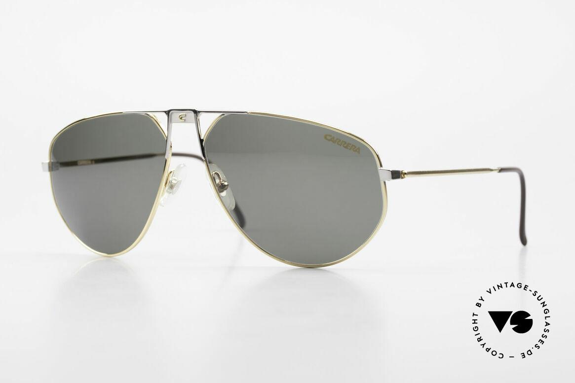 Carrera 5410 90er Sport Performance Brille, sehr maskuline CARRERA Sonnenbrille von 1990, Passend für Herren
