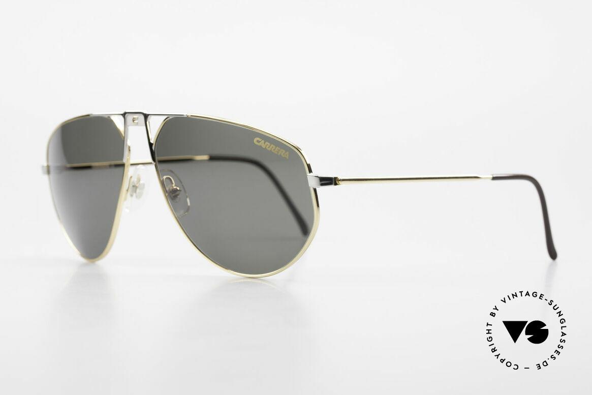 Carrera 5410 90er Sport Performance Brille, Funktionalität und Sport-Lifestyle in Vollendung, Passend für Herren