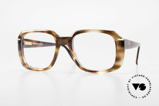 Silhouette M2062 Echt 80er Old School Brille Details