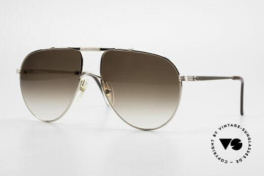 Christian Dior 2248 XL 80er Herren Sonnenbrille Details
