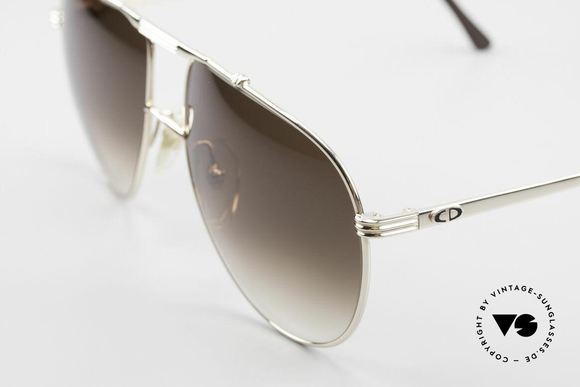 Christian Dior 2248 XL 80er Herren Sonnenbrille, ungetragen (wie alle unsere alten 1980er Dior Brillen), Passend für Herren