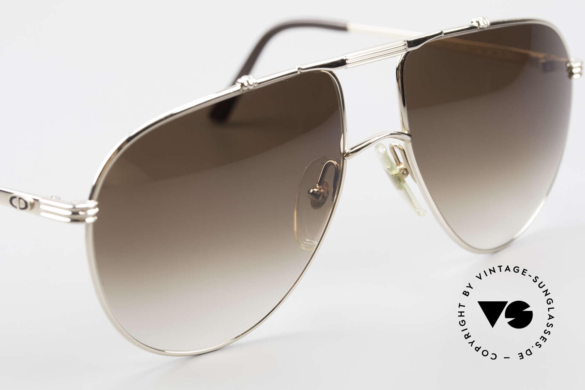 Christian Dior 2248 XL 80er Herren Sonnenbrille, KEINE RETROMODE; ein über 30 Jahre altes Original, Passend für Herren