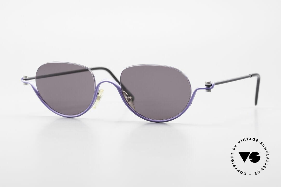 ProDesign No8 Gail Spence Designer Brille, PRODESIGN N°EIGHT Optic Studio Denmark Brille, Passend für Damen